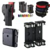 3 Gun Quick Release Rig Set (with Thunder 3G Elite Holster)