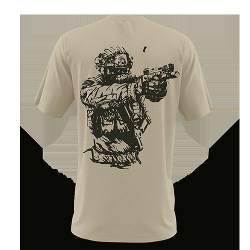 T shirt tactical