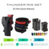 Thunder Elite 3G Rig Set
